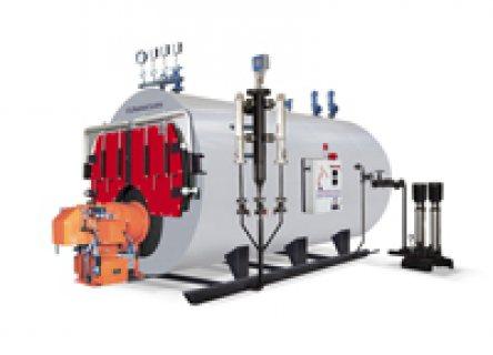 غلايات البخار التي تستخدم لتحويل الماء الى بخار