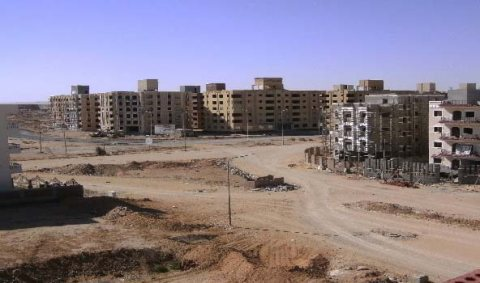 ارض بالقرعه ب  507م المنطقة المحصورة