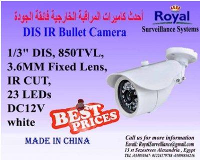 أحدث كاميرات المراقبة الخارجية  TVL 850