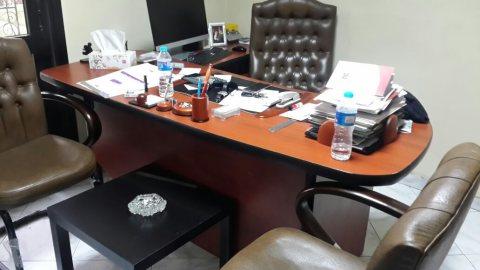 اثاث مكتبى كامل