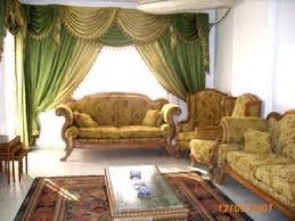 شقة للايجار بشارع رضا الرئيسى