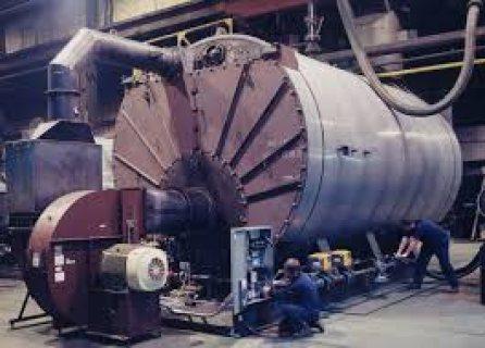 اختبار غلاية / boiler test
