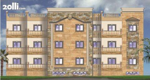 شقة للبيع بالتقسيط بمدينة العبور 147م