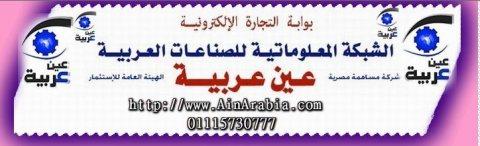 عـين عـربيـة . سوق التجارة الالكترونية . عبر الانترنت