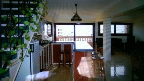 شقة دورين (دوبلكس) ترى البحر