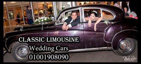 تأجير سيارات الزفاف فى مصر لاجمل عروسين