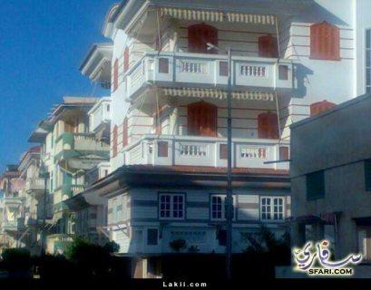 شقة غربى بشارع 87 الرئيسى براس البر