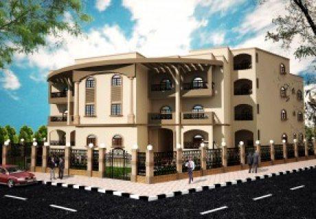 شقة للبيع 170م بمدينة العبور الحي السادس