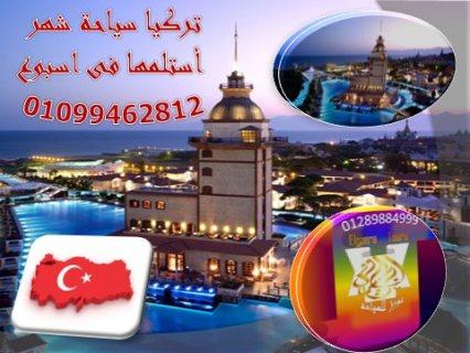 دلؤقتى اى حد يقدر يحصل على تأشيرة تركيا سياحة شهر وصلاحيه 6 شهور