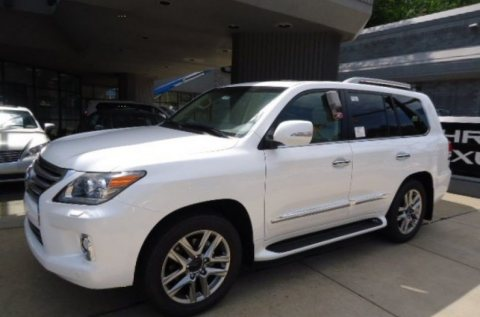 صور  Used 2013 Lexus Lx 570 for sale 1