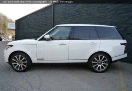 Used 2014 Land Rover Range Rover Autobiography for sale
