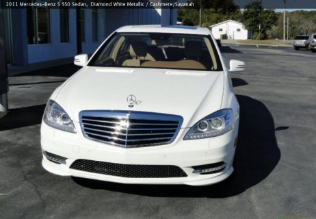 Used  2011 Mercedes-Benz S 550 Sedan for sale