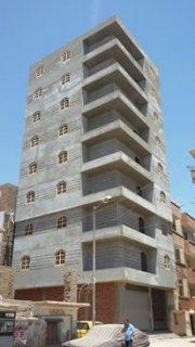 استلم شقة 120م نصف تشطيب من المصرية للاستثمار العقارى