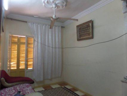 منزل للبيع 77م شارع 6م بشارع الترعه ارضي واول بلكونه