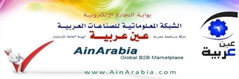 عين عربية , سوق التجارة الالكترونية