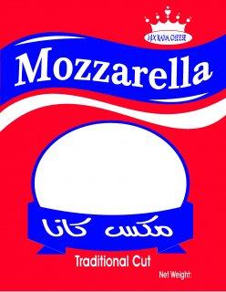 جبنة موزاريلا
