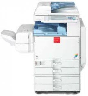ماكينة تصوير مستندات الوان 3500 mp