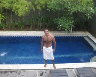 TOTALLY FREE LIVE WITH ME IN MY LUXURY VILLA WITH SWIMMING POOL