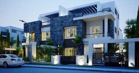 فيلا توين بأقل مقدم في أرقى المجمعات السكنية في الشيخ زايد