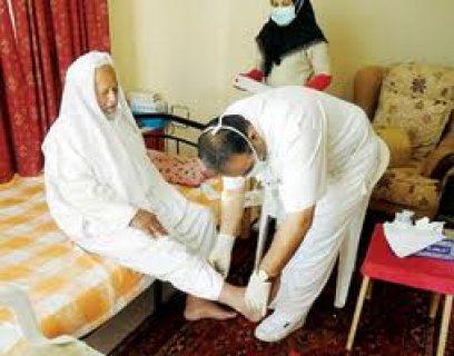 """""""نحن نرعى المسنين بمنازلهم بأيدى أمينة ورحيمة ومتخصصة01223333060"""