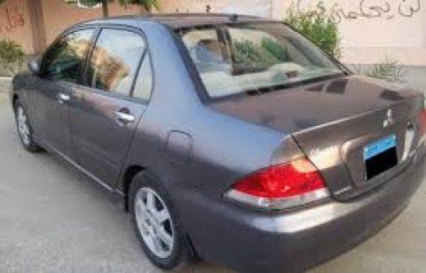 سيارة ماتسوبيشى لانسر 2007 للبيع 01017778944