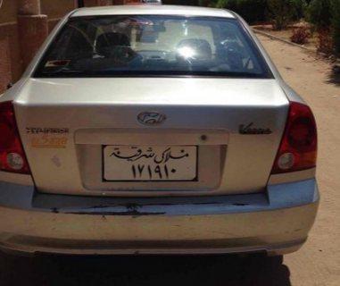 سيارة هيونداي فيرنا  موديل٢٠١١