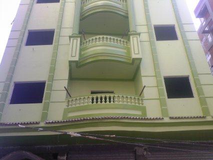 شقة للبيع بالمنصورة تقسيم خطاب ثالث نمرة من شارع احمد ماهر