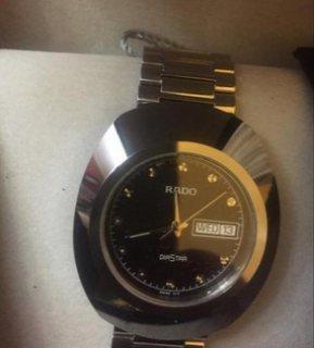 ساعة Rado switzerland للبيع