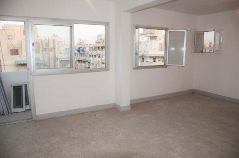 شقة للبيع بسيدي بشر بمدينة فيصل 106 متر