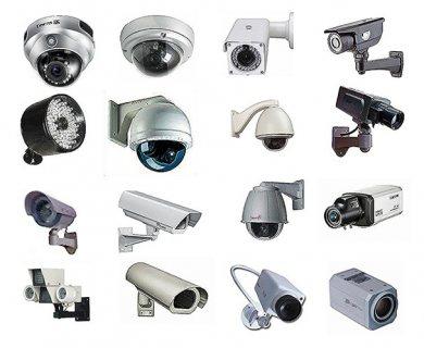 كاميرات مراقبه تبدأ من 300 جنيه