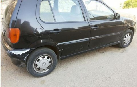سيارة Polo 98 للبيع
