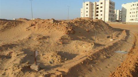 ارض 414متر بالمنطقه المحصوره قرعه