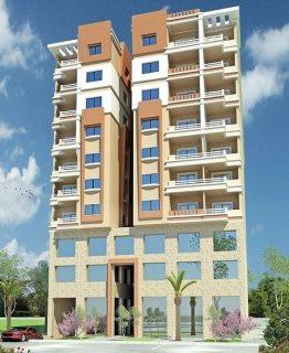 باحدي مشروعاتنا برج ومول دهب شقة 135م امامية بحرية