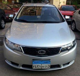 سيارة كيا سيراتو مو 2012 للبيع