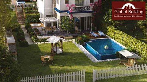 فيلا 5غرف و5حمام وريسيبشن بماونتن فيو بأكتوبر