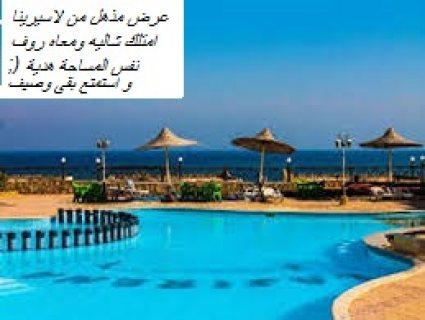 امتلك شاليه فى عروسة البحر المتوسط بروف خاص هدية!! ;)