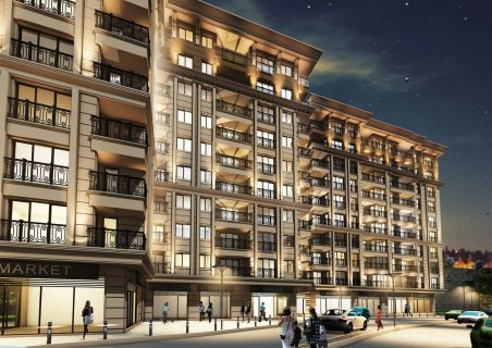 شقق جديدة للبيع في اسطنبول وسط المدينة
