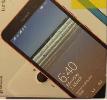 موبايل Lumia 640 xl للببيع
