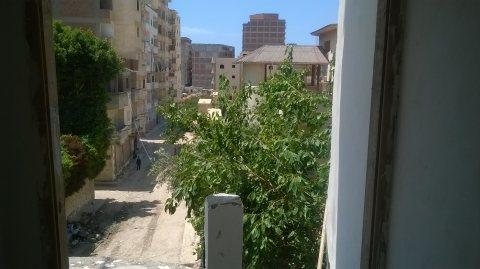 شقة للبيع بالعجمي بأبو يوسف 115 متر