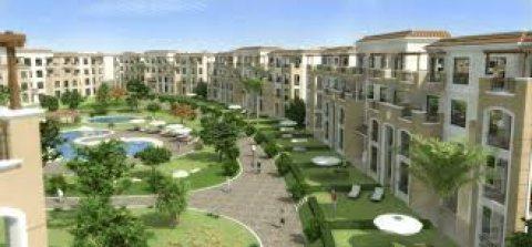 شقة للايجار علي التسعين مباشر مساحة 200م