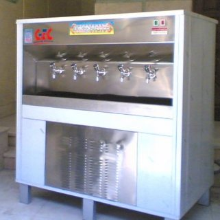 مبرد مياه السبيل من تميمة7 حنفية قوة ماتور عالية بسعر مميز ضمان