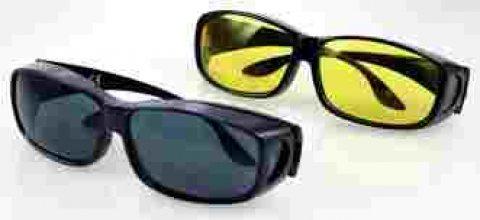 النظارة الليلية من تميمة المنتج الاصلى واخرى هدية بسعر مميز