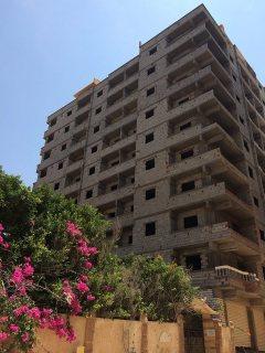 لمحبى الهدوء والراحة شقة 70م فى الساحل رابع نمرة ب25000 رؤية للب