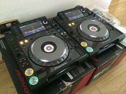 Pioneer CDJ 2000 Nexus for only $ 700USD /Pioneer DJM 2000 Nexus