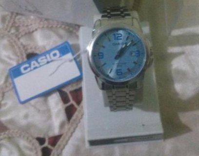 ساعة حريمى اصلية من كاسيو للبيع