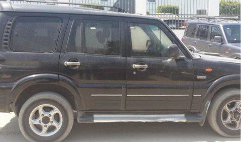 سيارة ماهيندرا سكوربيو سولار للبيع