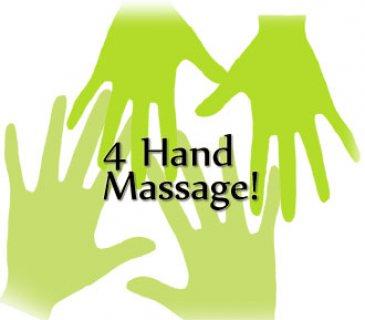 Four Hands Massage  ===   01226247798