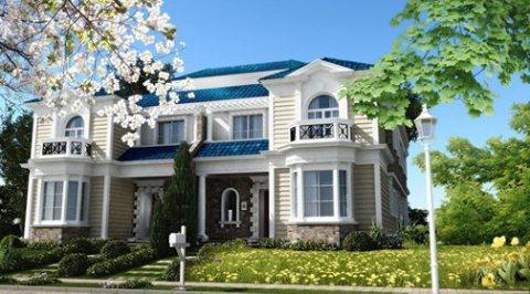 I villa  بأرقى كمبوند بأكتوبر