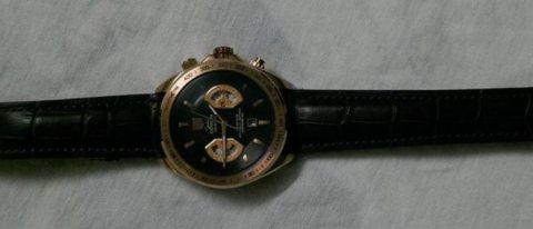 ساعة ماركة Tag Heur