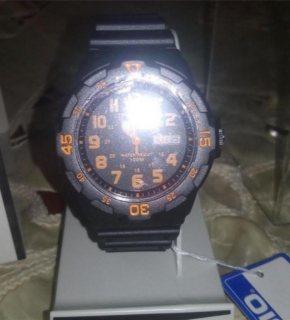 ساعة ماركة كاسيو جديدة للبيع